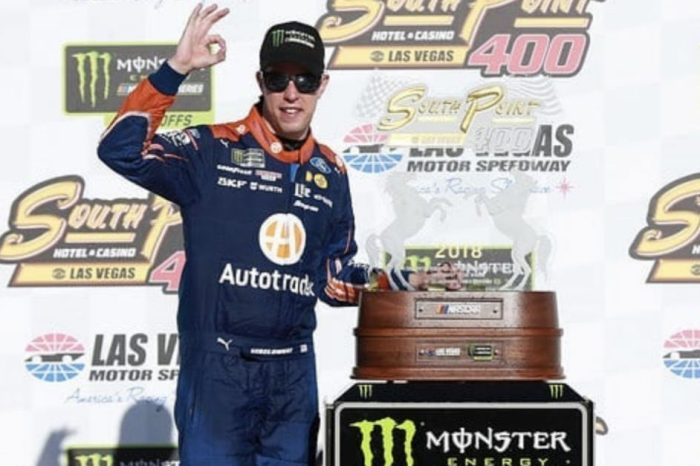 Brad Keselowski Admits to Getting Lucky with Past 3 NASCAR Cup Series Wins