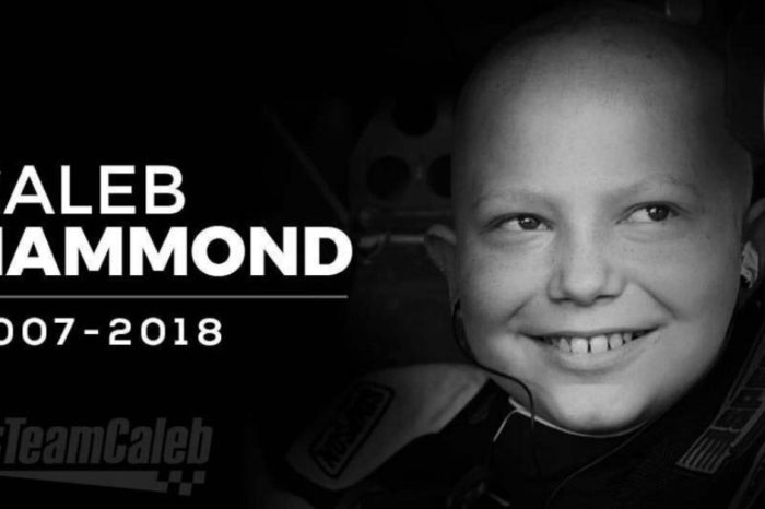 Remembering the 11-Year-Old Iowa Boy Whose Story Touched the Entire NASCAR Community