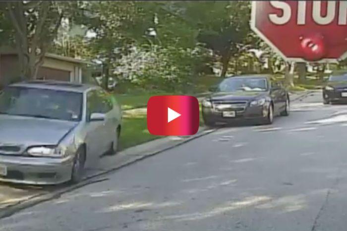 Missouri Man Gets Arrested for Bus Stop Hijinks