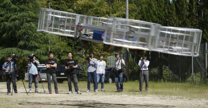 "Japan Is One Step Closer to Making ""Flying Cars"" a Reality"