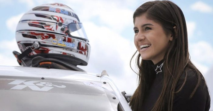 Don't Compare NASCAR Rising Star Hailie Deegan to Danica Patrick
