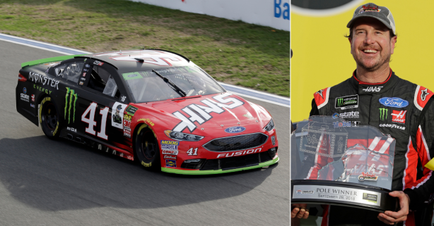 Kurt Busch Nails Charlotte's 'Roval', Unlike Anything Used Before in NASCAR