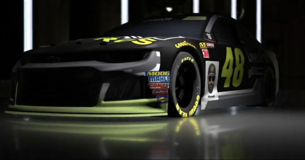 NASCAR Emoji Decal