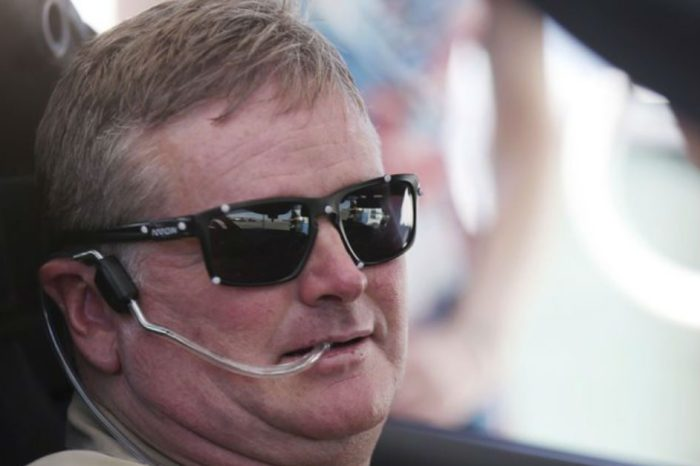 See How This Former IndyCar Driver Who Was Paralyzed in a Crash Is Inspiring Others