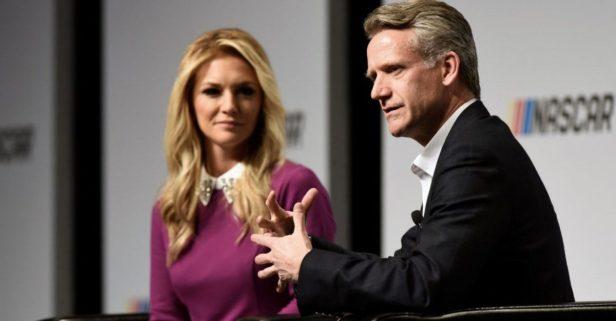 NASCAR Names New President as Part of Leadership Shake-up