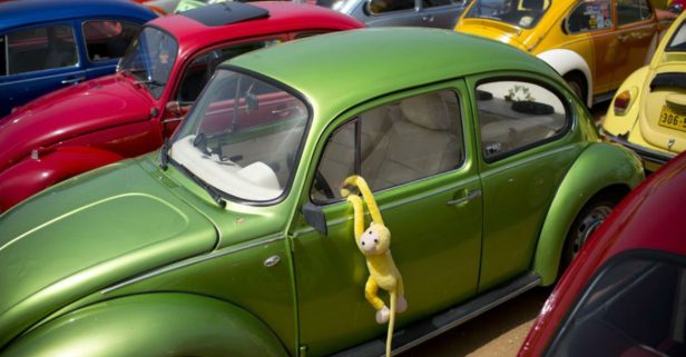 Say Goodbye to the Volkswagen Beetle