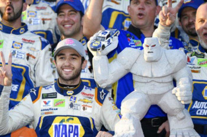 Breaking Down NASCAR's Superstar Problem