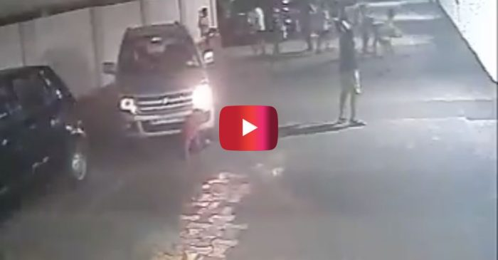 Indian Boy Goes Back to Playing Soccer After Getting Run Over by Car