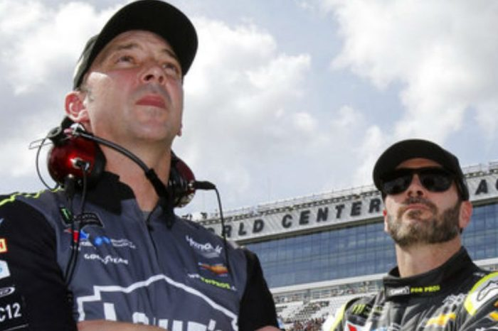 The Longest Driver/Crew Chief Pairing in NASCAR History Is Finally Coming to an End