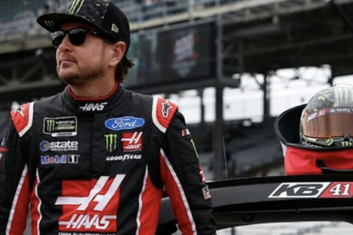 Kurt Busch's Neighbors Gassed Him Good Following Costly Mistake at Talladega