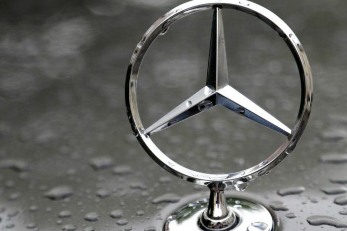 U.S. Government Is Investigating Mercedes for This Massive Mistake