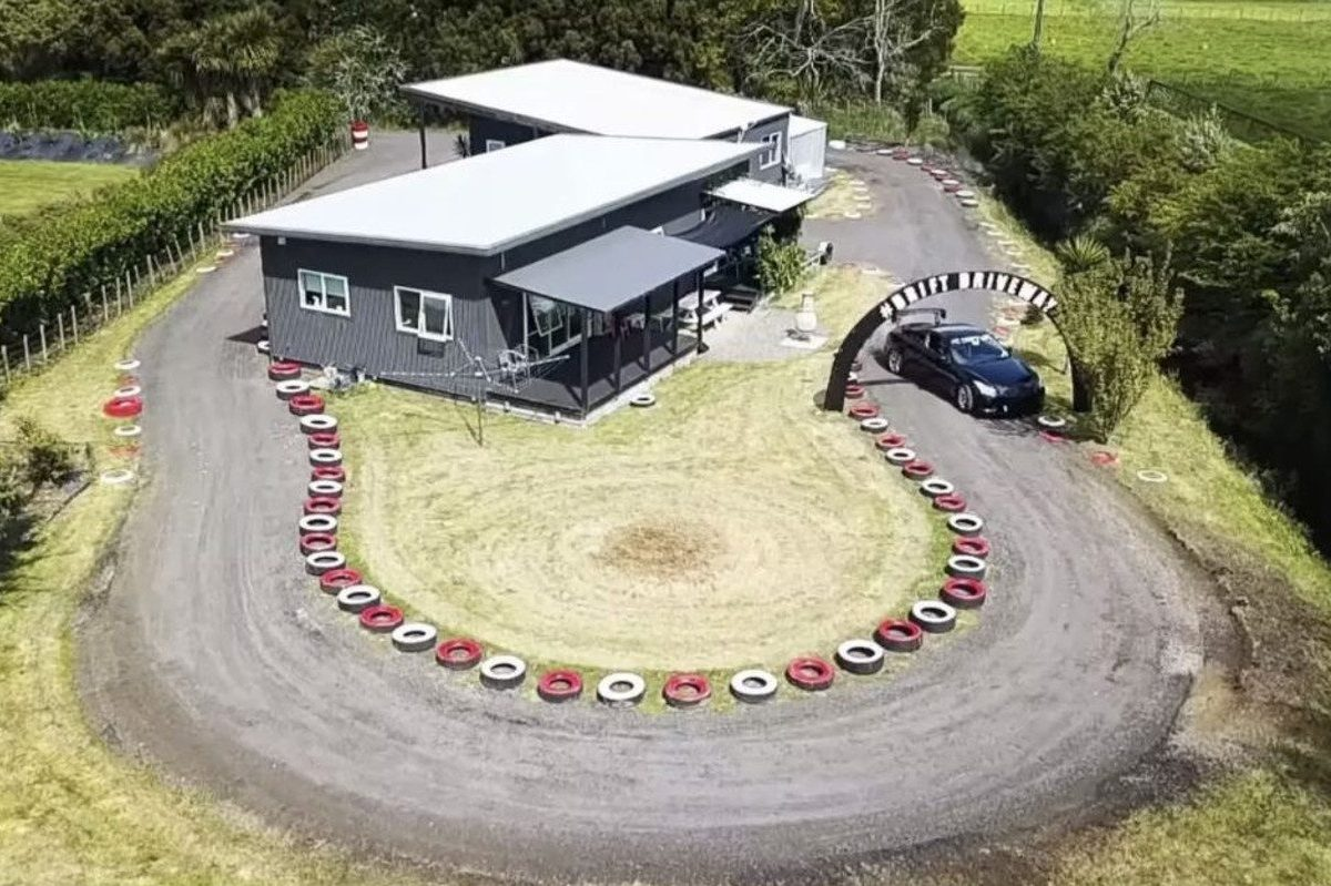 new zealand drift track
