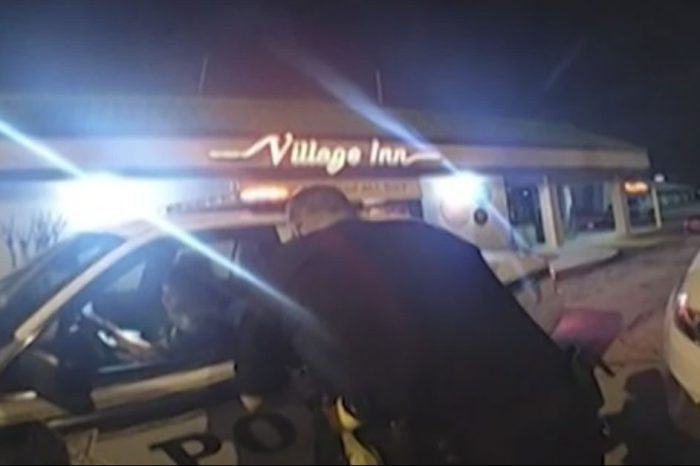 Body Cam Footage Shows Handcuffed Woman Stealing Cop Car