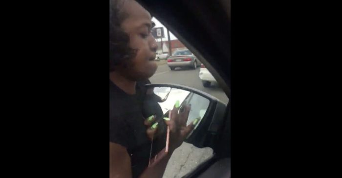 Virginia Woman's Road Rage Freakout Ends in Extreme Car Mirror Attack