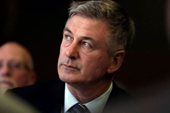 Alec Baldwin Was Arrested for Punching Man over Parking Spot