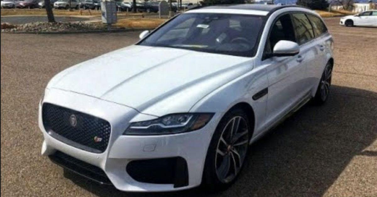 Jaguar Sportbrake