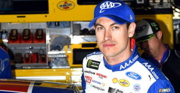 Joey Logano Is the Clear Underdog Heading into NASCAR Championship Race — But Don't Tell Him That
