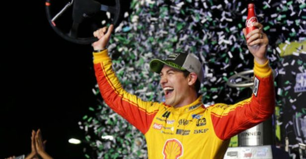 Joey Logano Pulls off Shocking Upset to Win NASCAR Championship
