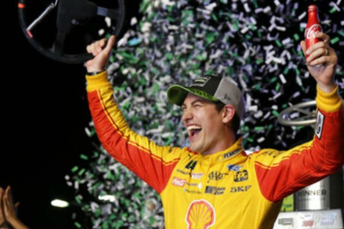 Joey Logano Pulls off Shocking Upset to Win NASCAR Championship