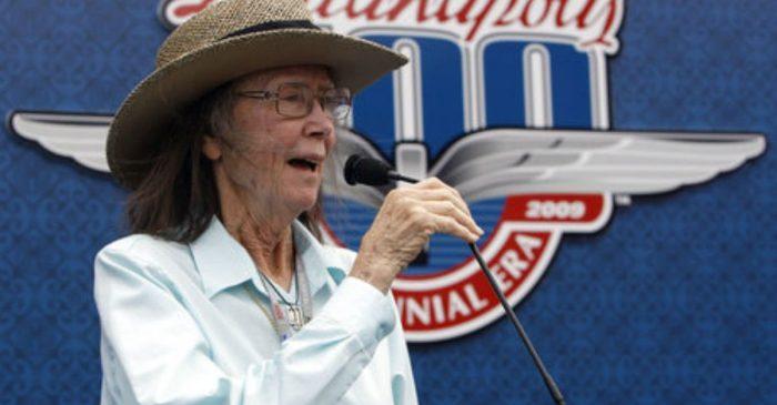 """Mari Hulman George, the """"Quiet Pioneer"""" of Auto Racing, Has Died"""