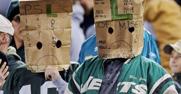 Man Charged with DWI Blames the New York Jets for his Drunken Antics