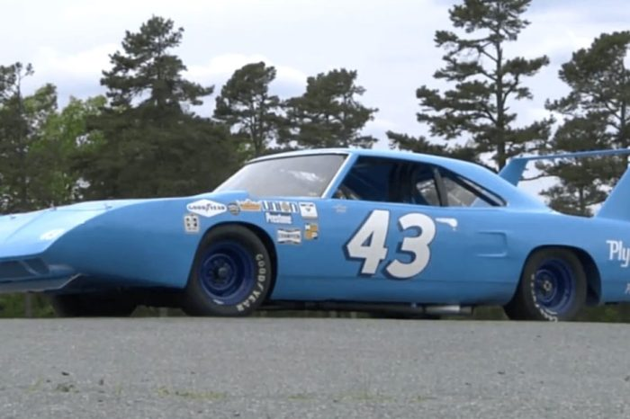 How the Plymouth Superbird Played an Important Role in NASCAR History