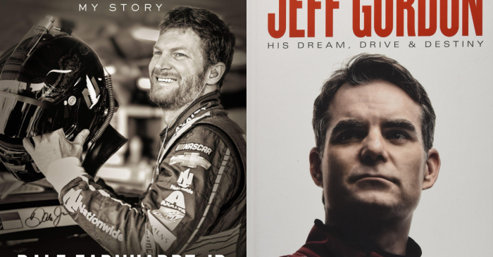 5 Must-Read Biographies for the Diehard NASCAR Fan