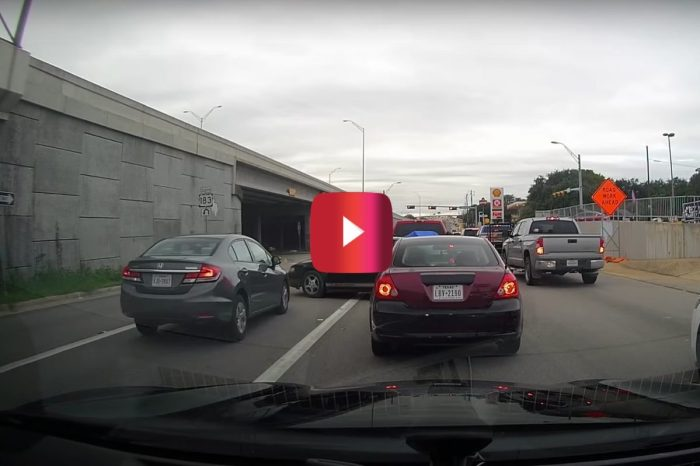Bad Drivers Wreak Havoc in Texas Dashcam Compilation