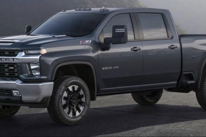 2020 Chevy Silverado Is a Certified Beast of a Pickup