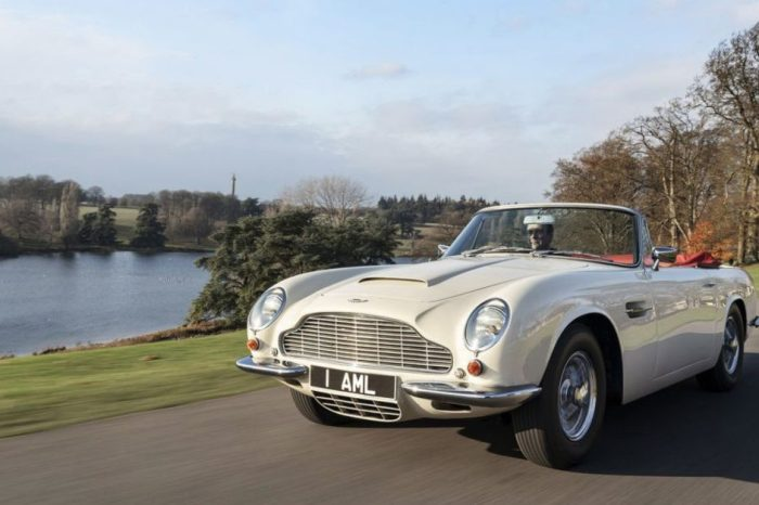 Aston Martin Heritage EV Introduces Reversible Electric Conversions for Classics