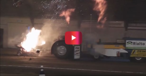 Engine Exploding Compilation Is About as Intense as It Gets