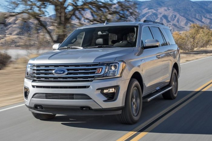 35,000 2018 Ford Expedition, Navigators Recalled for Seat Issue