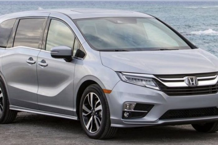 Recall Issued for 107,000 Honda Odysseys for Defective Rear Doors