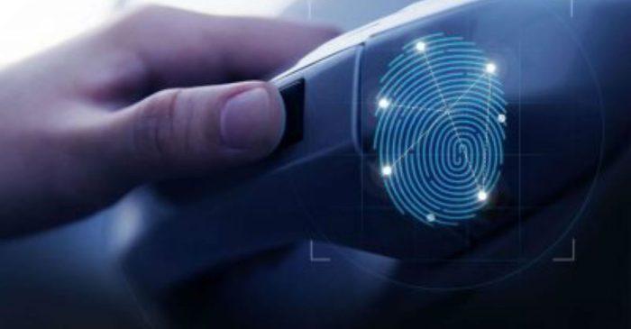 Hyundai Is Replacing Those Sad Old Keys with Fingerprinting