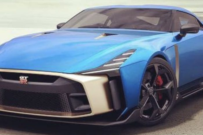 $1.12-Million Nissan GT-R50 Supercar Confirmed for Production