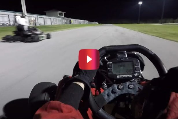 Shifter Kart Drag Racing Looks Like an Absolute Blast, But Don't Try This at Home