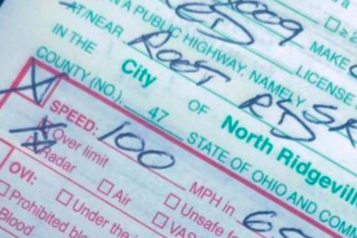 Ohio Cop Writes Harrowing Open Letter to Teen He Pulled Over for Speeding