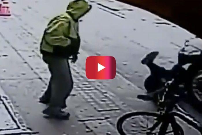 Shocking Surveillance Video Shows Los Angeles Man Randomly Shove Man Under Truck