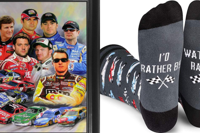 Looking for NASCAR Christmas Gift Ideas? Amazon Has Got You Covered