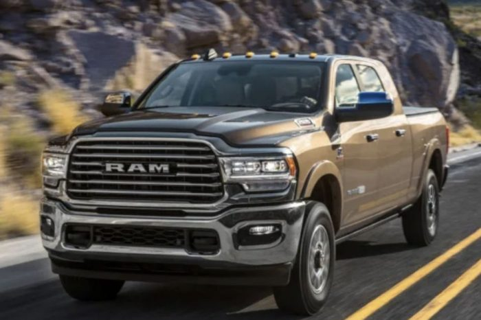 2019 Ram Heavy Duty Celebrates 30 Years of Cummins Power with 1,000 lb-ft of Torque