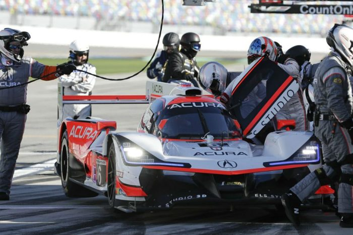 This Year's Rolex 24 at Daytona Will be One for the Books