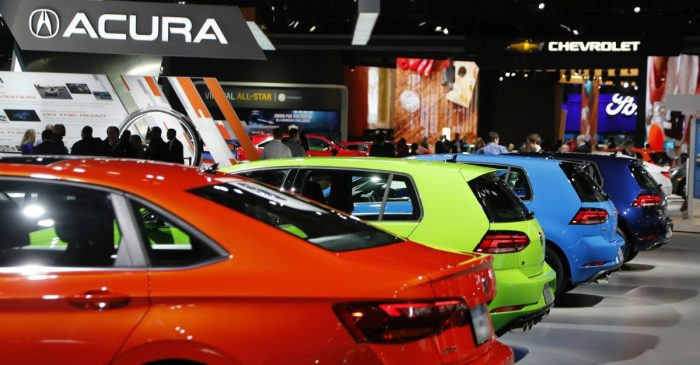Here's Why the Future of Auto Shows Is in Jeopardy