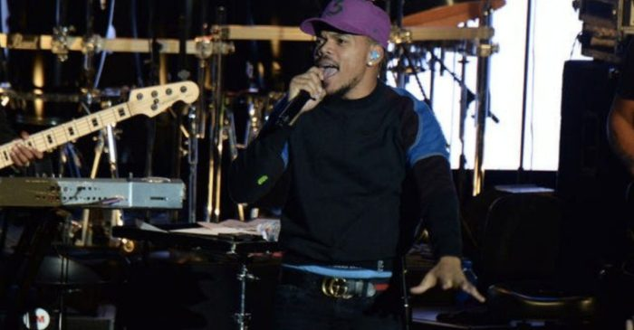 Chance the Rapper Thought He Was Being Pranked, but Ended up Being a Real Life Hero