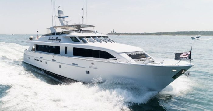 Dale Earnhardt's Yacht Is for Sale and You Have to See Inside