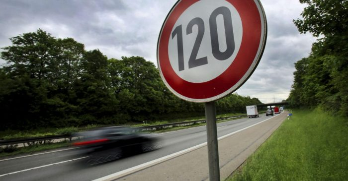 A Proposal to Enforce Universal Speed Limits in Germany Has Folks All Fired up