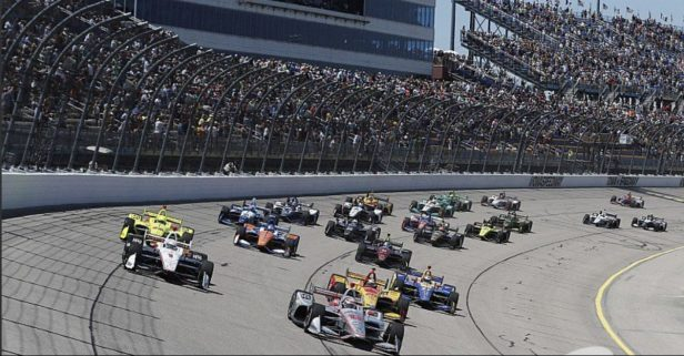 IndyCar Is Gearing up for New Season with Upcoming Title Sponsor Announcement