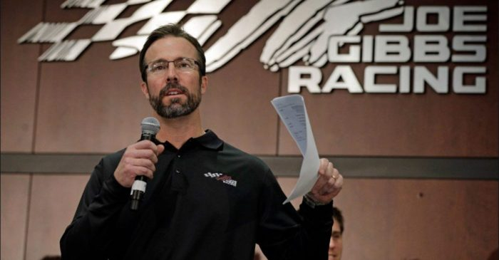 J.D. Gibbs, Co-founder of Joe Gibbs Racing, Dies at 49
