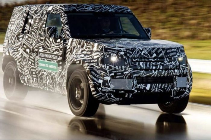 Land Rover Defender Is Coming Back to America in 2020
