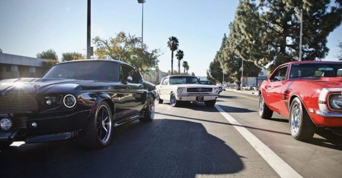 Comedian Kevin Hart Surprised His Team with These Awesome Muscle Cars