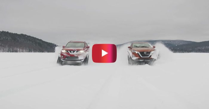 The Nissan Altima-te AWD Can Beast Through Any Snowstorm
